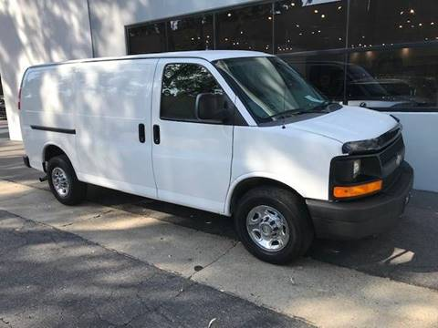 2013 Chevrolet Express Cargo for sale in Laguna Hills, CA