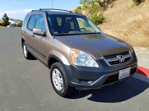 2002 Honda CR-V for sale in Pinole CA