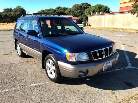 2002 Subaru Forester for sale in Pinole, CA