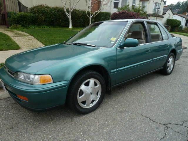 1993 Honda Accord Ex Sedan In Pinole Ca