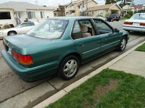 Honda Accord For Sale Near Me >> 1993 Honda Accord EX sedan In Pinole CA - CLEAN MACHINES