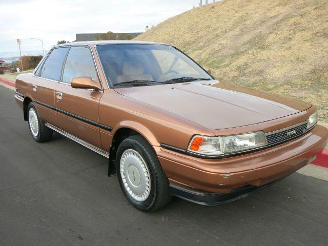 1989 toyota camry le v6 sedan in pinole ca