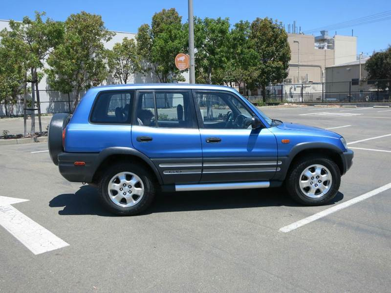 1997 toyota rav4 base 4dr suv in pinole ca clean machines. Black Bedroom Furniture Sets. Home Design Ideas