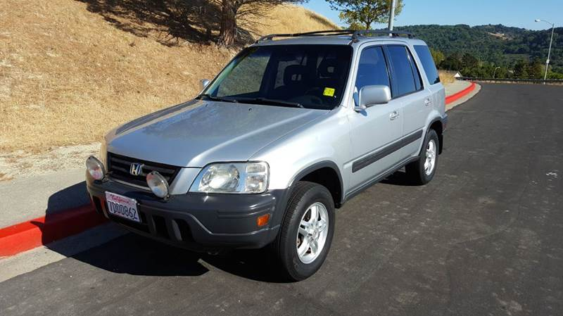1999 honda cr v awd ex 4dr suv in pinole ca clean machines. Black Bedroom Furniture Sets. Home Design Ideas