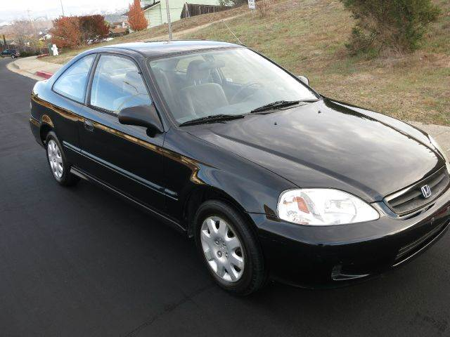 1999 Honda Civic DX Coupe   Pinole CA