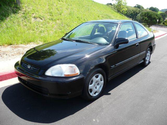 1998 Honda Civic EX Coupe   Pinole CA