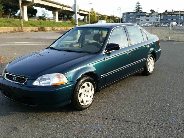 1997 honda civic lx 4dr sedan in pinole ca clean machines. Black Bedroom Furniture Sets. Home Design Ideas
