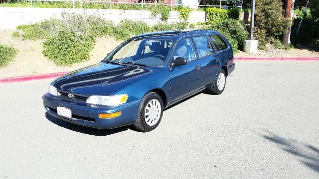 1993 Toyota Corolla DX 4dr Sedan In Pinole CA - CLEAN MACHINES