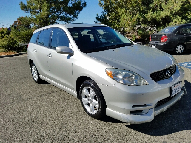 2004 toyota matrix awd xr 4dr wagon in pinole ca clean machines. Black Bedroom Furniture Sets. Home Design Ideas