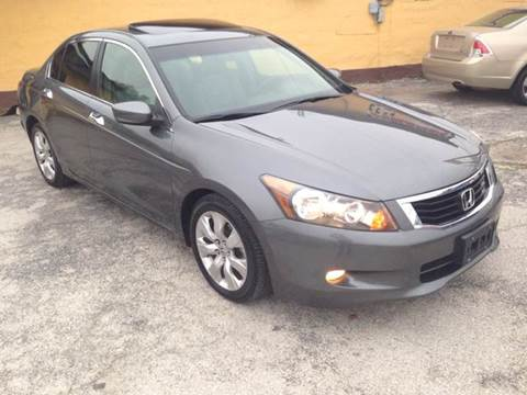 2008 Honda Accord for sale at Quality Auto Group in San Antonio TX