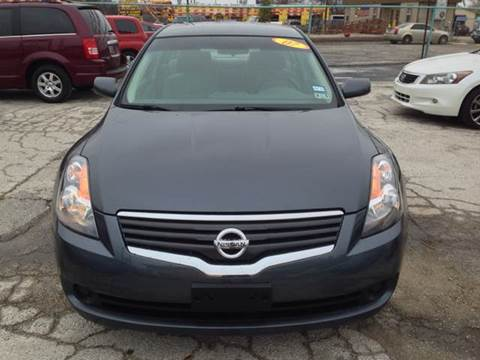 2007 Nissan Altima for sale at Quality Auto Group in San Antonio TX