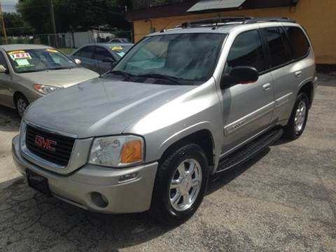 2004 GMC Envoy for sale at Quality Auto Group in San Antonio TX
