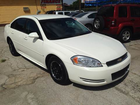 2009 Chevrolet Impala for sale at Quality Auto Group in San Antonio TX