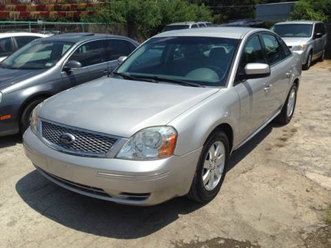 2007 Ford Five Hundred for sale at Quality Auto Group in San Antonio TX