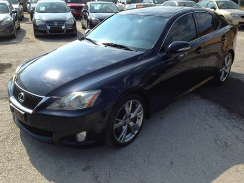 2010 Lexus IS 250 for sale at Quality Auto Group in San Antonio TX