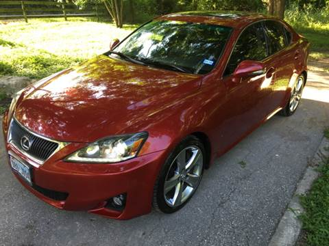 2011 Lexus IS 350 for sale at Quality Auto Group in San Antonio TX