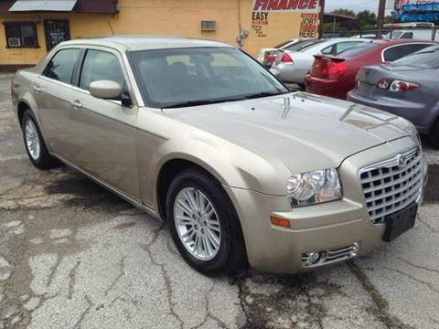 2008 Chrysler 300 for sale at Quality Auto Group in San Antonio TX