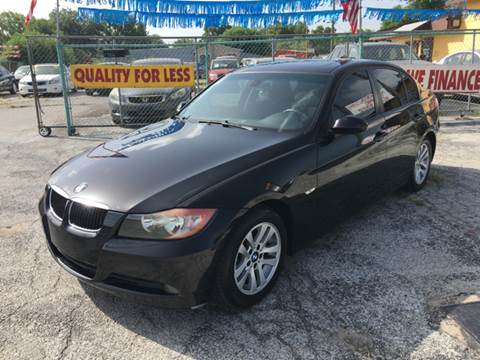2007 BMW 3 Series for sale at Quality Auto Group in San Antonio TX