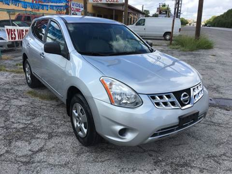 2013 Nissan Rogue for sale at Quality Auto Group in San Antonio TX