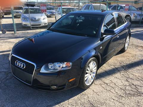 2006 Audi A4 for sale at Quality Auto Group in San Antonio TX