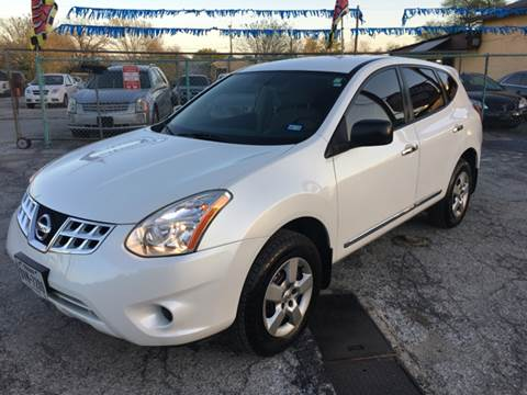2011 Nissan Rogue for sale at Quality Auto Group in San Antonio TX