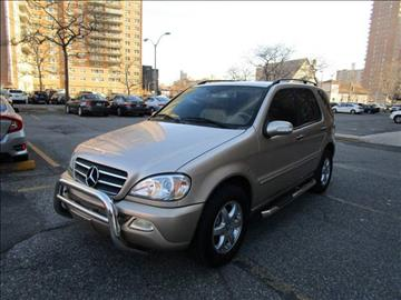 2004 Mercedes-Benz M-Class for sale in Brooklyn, NY