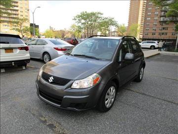 2011 Suzuki SX4 Crossover for sale in Brooklyn, NY