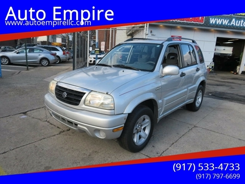 2002 Suzuki Grand Vitara for sale in Brooklyn, NY