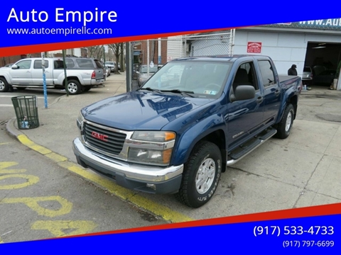 2005 GMC Canyon for sale in Brooklyn, NY