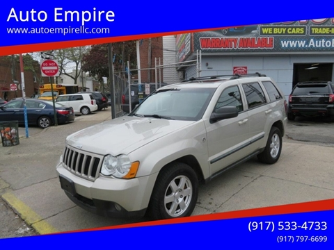 2009 Jeep Grand Cherokee for sale in Brooklyn, NY