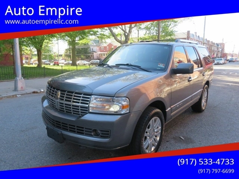 2012 Lincoln Navigator for sale in Brooklyn, NY