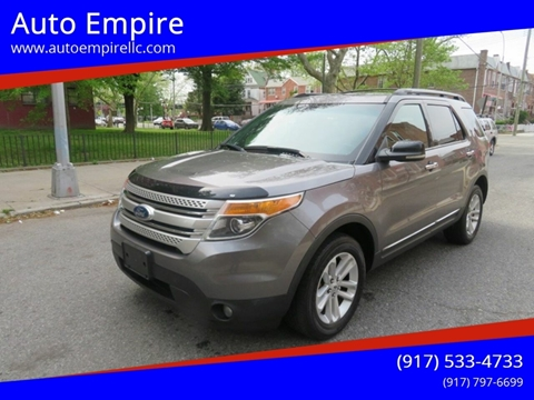 2012 Ford Explorer for sale in Brooklyn, NY