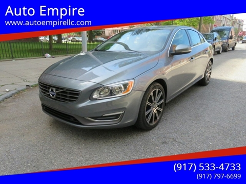 2016 Volvo S60 for sale in Brooklyn, NY