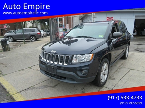 2011 Jeep Compass for sale in Brooklyn, NY