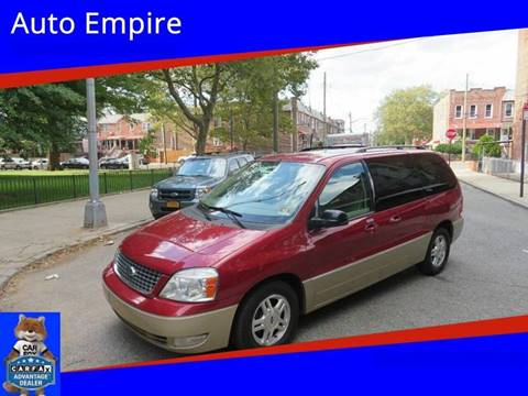 2004 Ford Freestar for sale in Brooklyn, NY