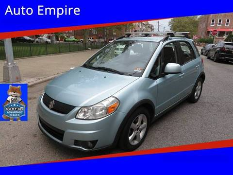 2009 Suzuki SX4 Crossover for sale in Brooklyn, NY
