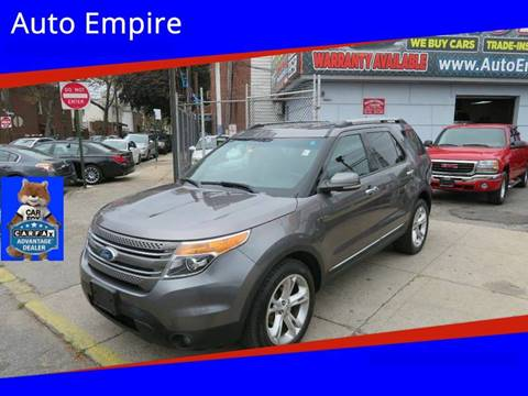 2011 Ford Explorer for sale in Brooklyn, NY
