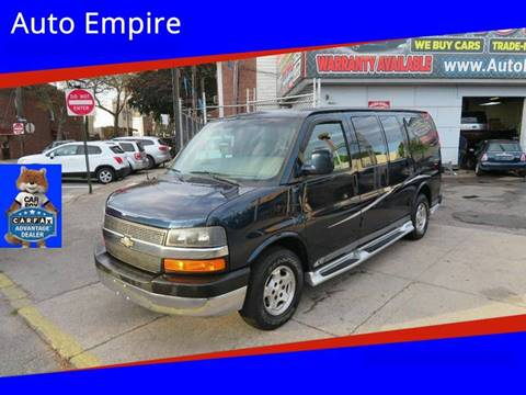 2005 Chevrolet Express Cargo for sale in Brooklyn, NY