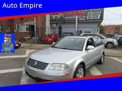 2005 Volkswagen Passat for sale in Brooklyn, NY