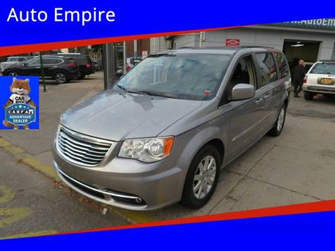 2013 Chrysler Town and Country for sale in Brooklyn, NY