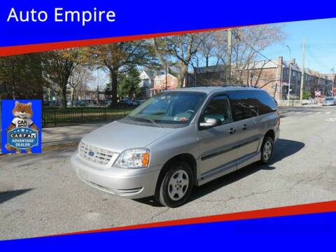 2005 Ford Freestar for sale in Brooklyn, NY