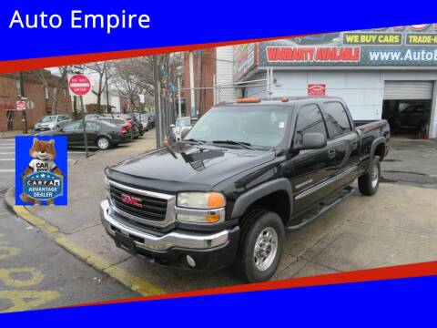 2004 GMC Sierra 2500HD for sale at Auto Empire in Brooklyn NY