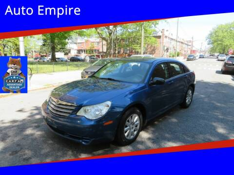 2009 Chrysler Sebring for sale at Auto Empire in Brooklyn NY