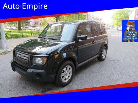 2008 Honda Element for sale at Auto Empire in Brooklyn NY