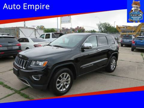 2014 Jeep Grand Cherokee for sale at Auto Empire in Brooklyn NY