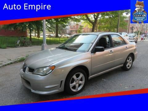 2006 Subaru Impreza for sale at Auto Empire in Brooklyn NY