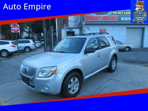 2009 Mercury Mariner for sale at Auto Empire in Brooklyn NY