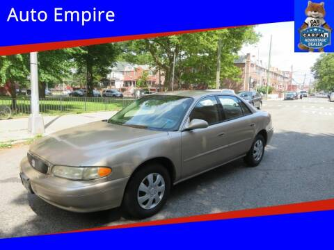 2005 Buick Century for sale at Auto Empire in Brooklyn NY