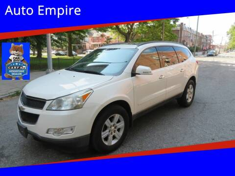 2011 Chevrolet Traverse for sale at Auto Empire in Brooklyn NY