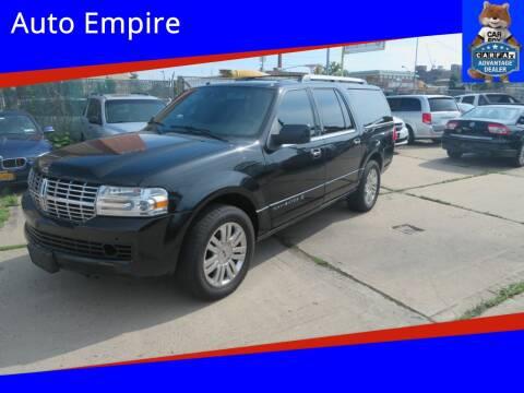 2013 Lincoln Navigator L for sale at Auto Empire in Brooklyn NY